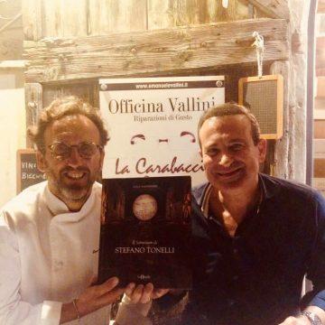 chef Emanuele Vallini prova del cuoco Rai 1