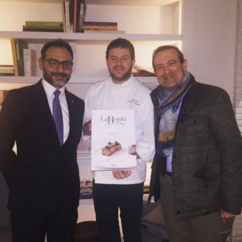 Chef Peter Brunel Stella Michelen Ristorante Borgo San Jacopo - Firenze