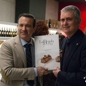 I grandi chef toscani nel libro 'La Regola degli Chef' creando originali ricette per i vini dell'azienda di Riparbella La Regola