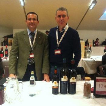 La Regola a Merano wine festival 2011