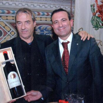 La Regola con Il conduttore televisivo Davide Riondino