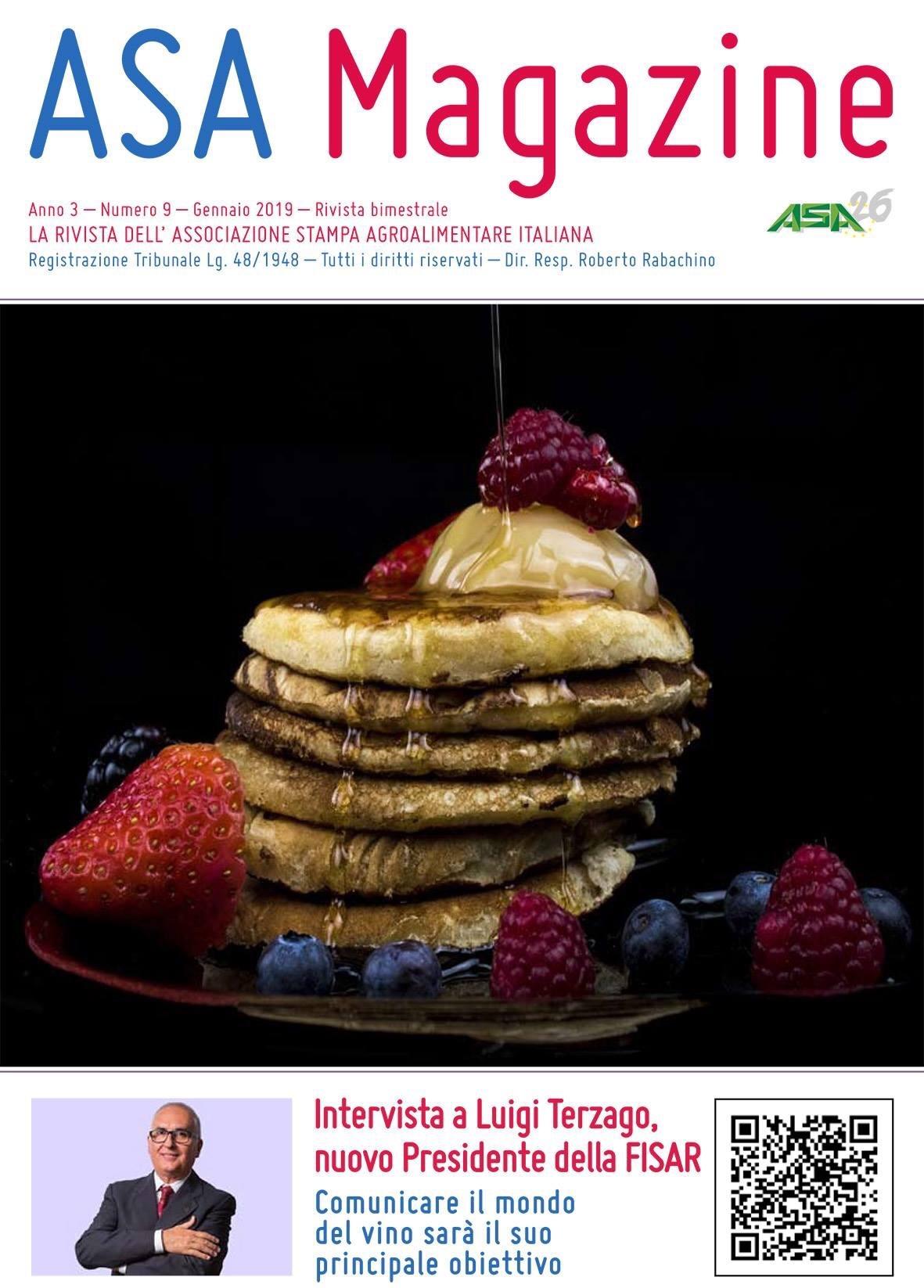 img 2902 Asa Magazine Gen/2019   Si parla della Cantina La Regola